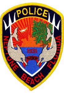 Neptune Beach PD Emblem