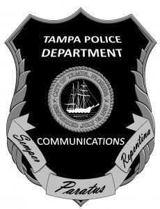 Tampa PD Communications Logo